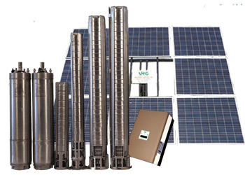 Solar Pumping System Vrg Energy India Pvt Ltd
